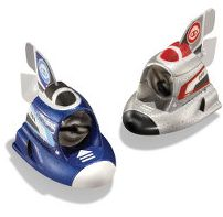 The World's Smallest Hovercraft Racing Set